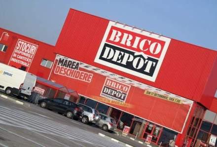 Kingfisher finalizeaza procesul de rebranding al tuturor celor 15 magazine Brico Depot, preluate de la Bricostore