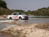 Test cu noul Mitsubishi L200...