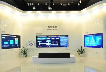Cum arata sediul central al Huawei din Shenzhen: locul care gazduieste cea mai mare cantina din Asia, capabila sa hraneasca zilnic 40.000 de oameni
