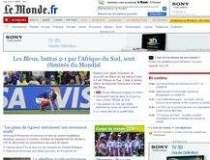 Le Monde, vandut unui trio de...