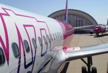 Wizz Air lanseaza trei noi rute din Bucuresti si Cluj-Napoca