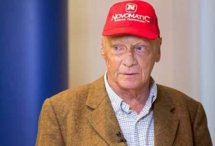 """Niki Lauda: """"Competitori in afaceri de talia lui James Hunt? Niciodata!"""""""