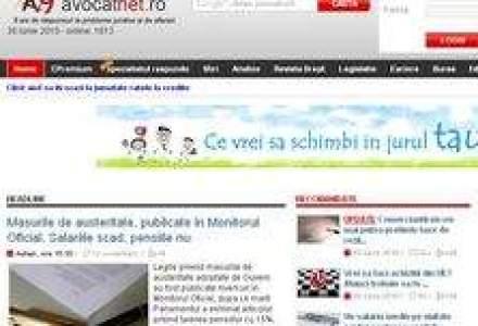 InternetCorp devine reprezentantul exclusiv al Avocatnet.ro in privinta vanzarilor de publicitate online