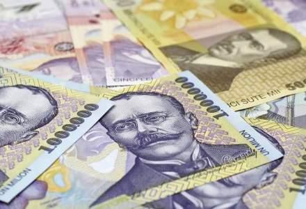 Leul castiga din nou lupta in fata dolarului: Cursul BNR in prima sedinta a saptamanii