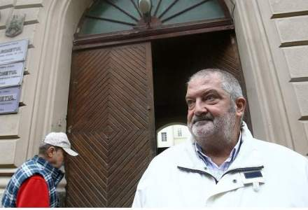 Fostul primar al Timisoarei Gheorghe Ciuhandu, audiat in dosarul finantarii echipei Poli Timisoara
