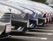 Inmatricularile auto in...
