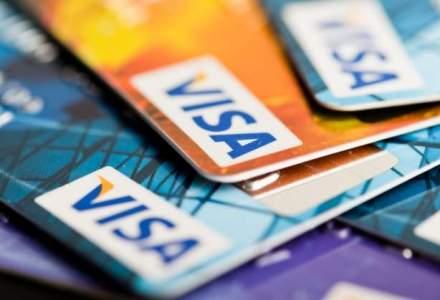 Visa Europe: Peste jumatate dintre platile cu cardul realizate in aceasta vara de romani in strainatate sunt mai mici de 20 de euro