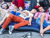Doi refugiati afgani au ajuns...