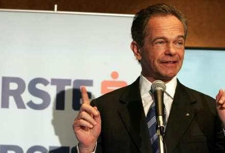 Erste Group a prelungit mandatul directorului general Andreas Treichl pana in 2020