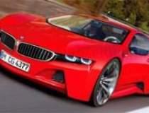 BMW lucreaza la supercarul...