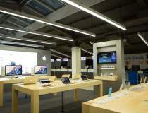 Cum arata primul Apple Shop...