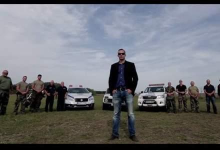 Ungurii au realizat un videoclip rupt din filme pentru a speria imigrantii