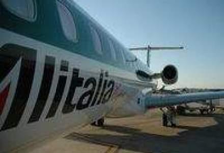 Alitalia a intrat in grupul Air France - KLM - Delta Air Lines