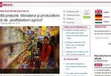 Revista presei de business: Despre crize, majorari de preturi si blocajul pietei de locuinte