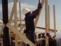 Lucrarile de constructii, mai...