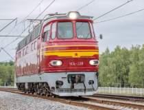 Prima locomotiva din Romania...