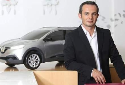 Renault Design Central Europe (RDCE) are un nou director
