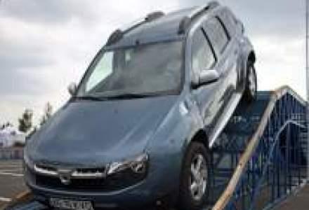Vanzarile Dacia la nivel mondial au crescut cu 18,2% in S1