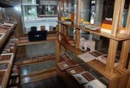 Magazin de trabucuri si bauturi fine, dupa o investitie de 55.000 euro