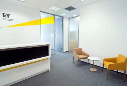 Cum arata biroul generatiei Y la EY: o privire in biroul din Cluj