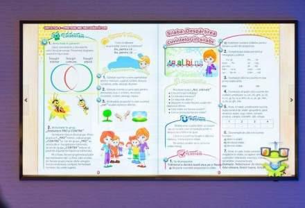 Samsung continua proiectele in educatie: lanseaza manuale digitale pentru clasa primara