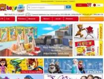 Maxi Toys vrea 40 de magazine...