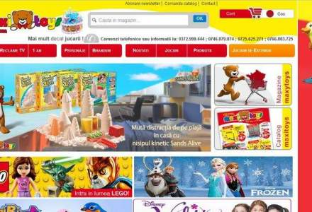 Maxi Toys a deschis un magazin in Promenada. Vrea 40 de unitati pana in 2020