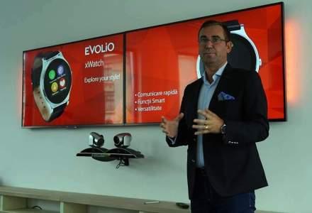 Liviu Nistoran, Evolio: Piata smartwatch-urilor se va dubla anul viitor, la peste 10 mil. euro. Este un potential urias pe acest segment