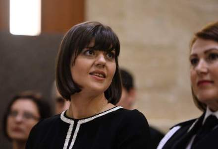 Laura Codruta Kovesi, despre executarea silita: Daca Ministerul Finantelor nu se descurca, sa predea atributia
