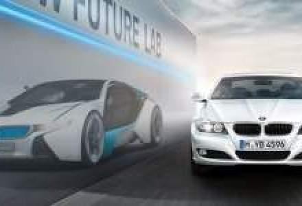 BMW Innovation Day - teste si prezentari cu modele hibride in Romania