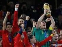Spania, campioana mondiala....