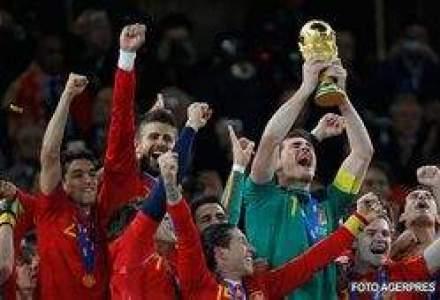 Ce manageri au pariat ca Spania va castiga Campionatul Mondial de Fotbal