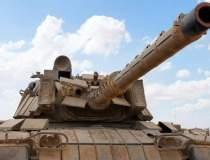 Ungaria a trimis tancuri si...