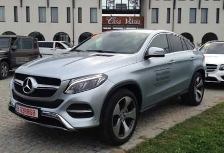 Test cu noile Mercedes-Benz GLE, GLE Coupe si GLC pe drumuri de munte
