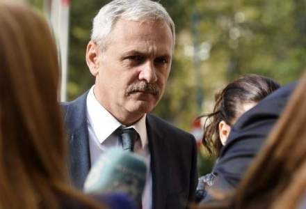 Liviu Dragnea, la ICCJ, pentru judecarea in apel a dosarului privind fraude la referendum
