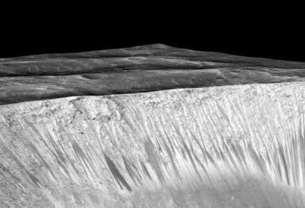 Apa pe Marte? Ce inseamna, concret, acest lucru