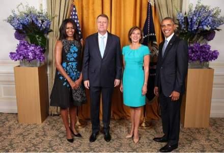 Iohannis, alaturi de Obama: Eu l-am invitat in Romania si se lucreaza