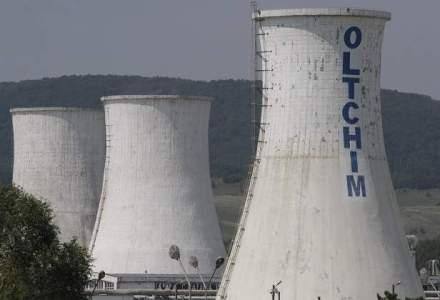 Oltchim revine pe bursa cu o crestere de 15%