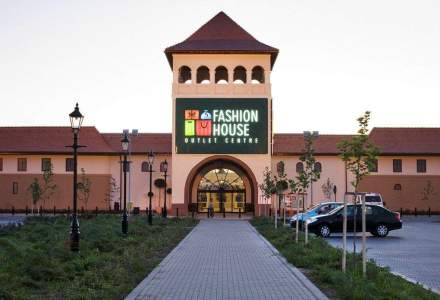 Fashion House: Valoarea bonului de casa al unui singur client s-a dublat in ultimii ani. Piata de outlet este intr-o continua crestere