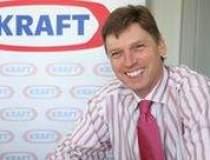 Un nou sef pentru Kraft Foods...