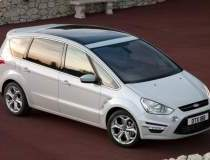 Noile Ford S-Max si Galaxy au...