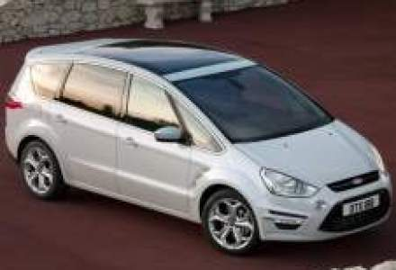Noile Ford S-Max si Galaxy au fost lansate in Romania