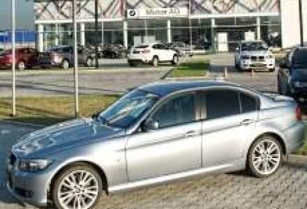 Crestere a vanzarilor BMW in provincie
