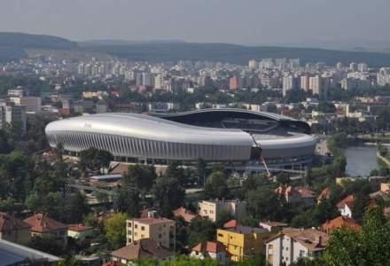 CJ cere insolventa stadionului Cluj Arena pentru impozite neplatite de 12 milioane lei la Primarie