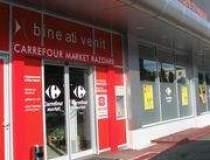 Carrefour, vanzari in scadere...