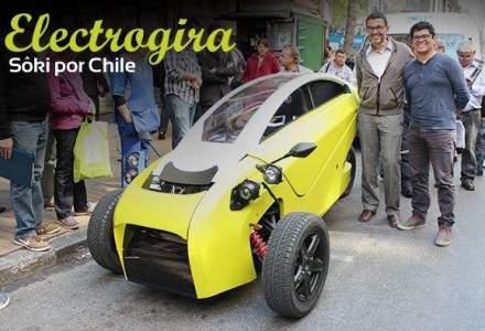 Cum arata Soki, primul autovehicul electric produs in indepartatul Chile, o dovada ca viitorul tehnologic este mai aproape pentru tot globul
