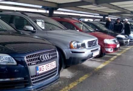 Peste 30 de masini furate din noua state au fost gasite in Romania
