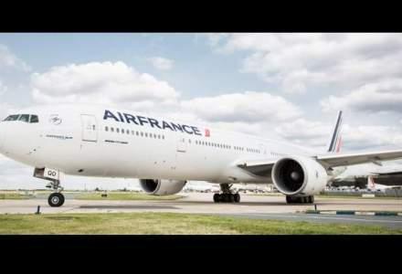 Air France va desfiinta 2.900 de locuri de munca pana in 2017