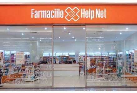 Help Net preia 19 farmacii Centrofarm