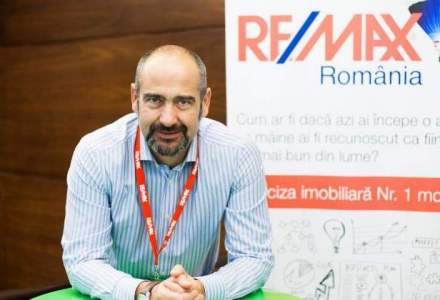 Re/Max tinteste dublarea businessului in 2015, la 1 mil. euro